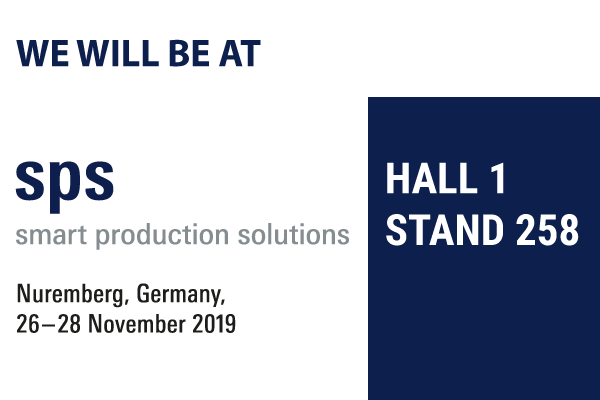 TEM at SPS IPC Drives 2019