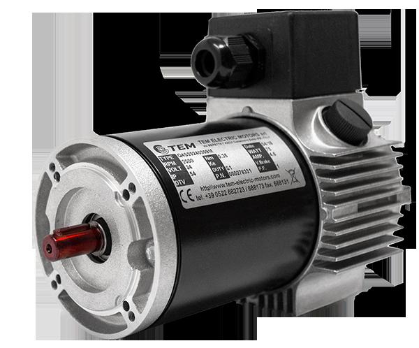 Products | TEM Electric Motors